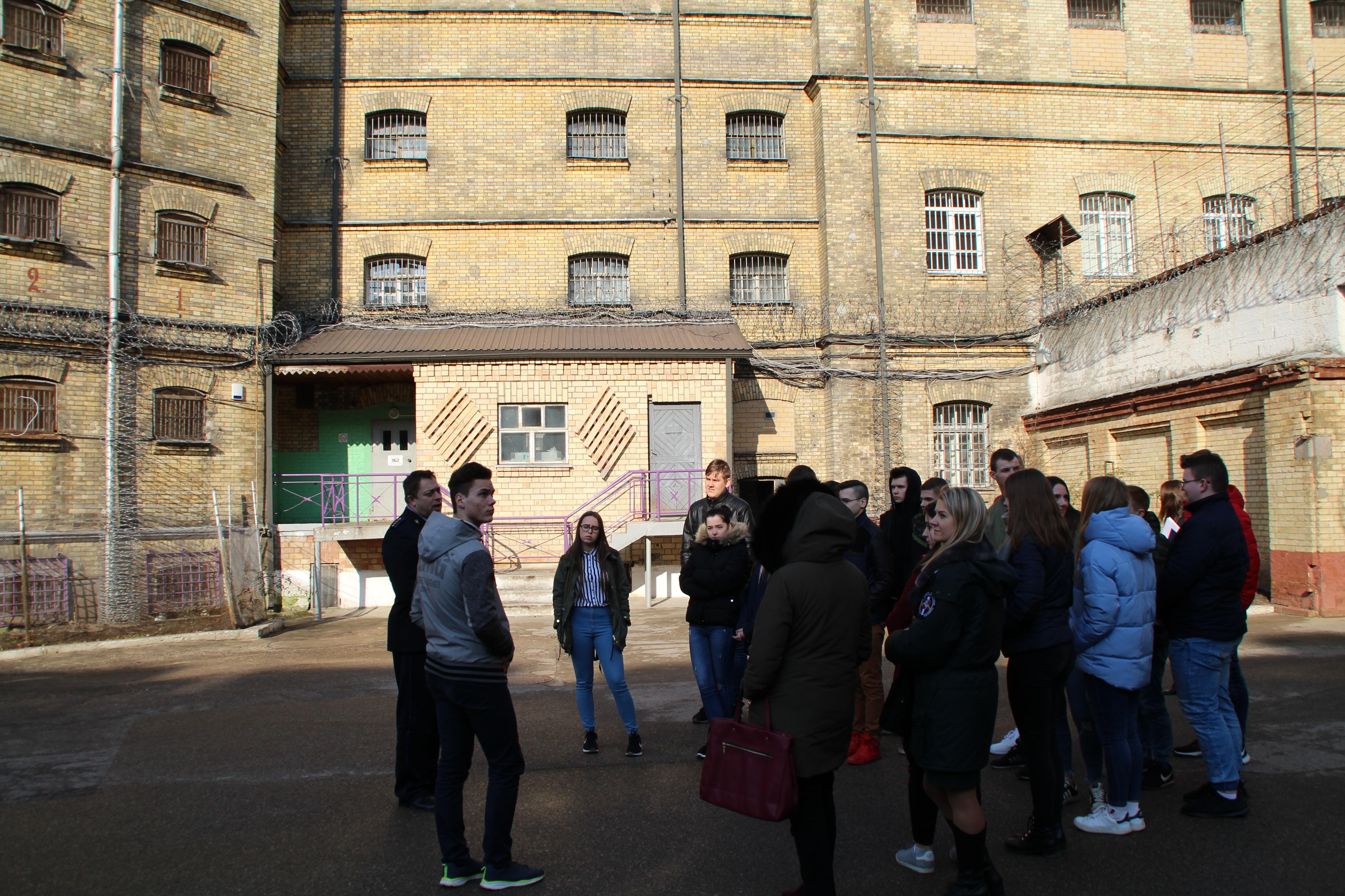 JPB nariams ekskursija į kitokį gyvenimą Lukiškėse