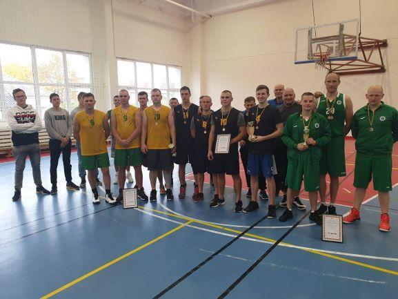 Krepšinio 3×3 turnyre kartu su pasieniečiais ir JPB nariai