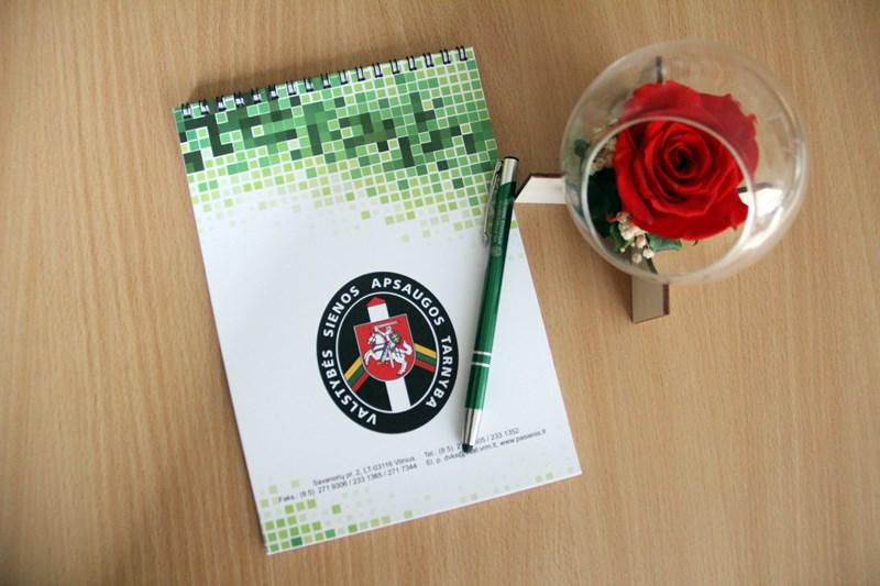 Vilniaus rinktinės pasieniečiai mokiniams organizuoja samprotaujamųjų rašinių konkursą